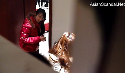 Toilet Voyeur Chinese Hot Video 1