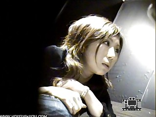 Force Entry Shocking Restroom (voyeur toilet japan) 3