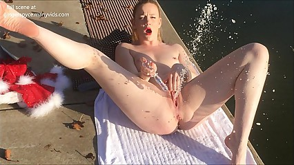 RISKY Public Teen SQUIRT Vol 8