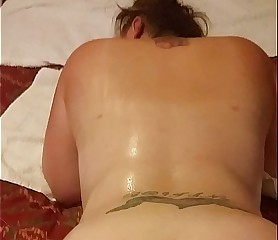 BBW Britany oil massage