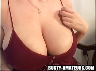 Busty Kalis toying her tight pussy