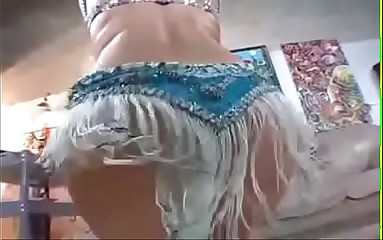 Iranian cute bbw mother love cock