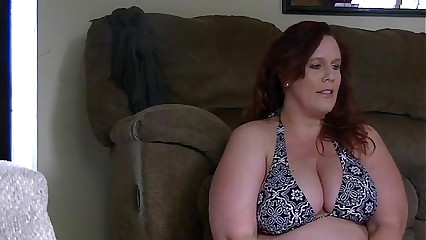 sexy plump big titty milf bbw from DesireBBWs.com