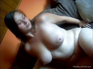 BBW Polish Girl - Big Tits Poland Amateur