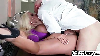 Girl With Bigtits (bridgette b) Enjoy Sex In Office mov-06