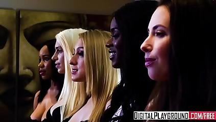 DigitalPlayground - Secret Desires Scene 1 Audrey Bitoni Toni Ribas