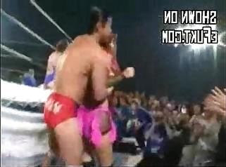 Japanese Free Style Wrestling