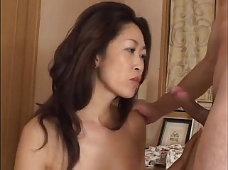 loped mature  Asian
