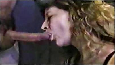 Deepthroat Deb -  Neighbor Blowjob