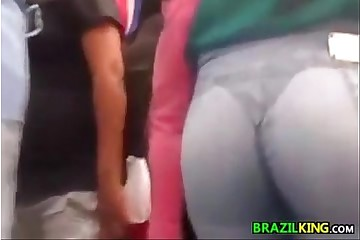 Brazilian With A Great Looking Booty