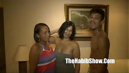 brazilian bubble boty 3 some