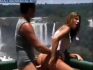 Filme gravado nas Cataratas do Iguaçu
