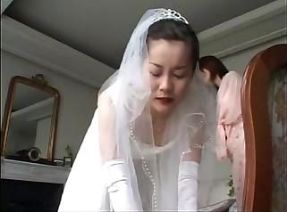 153 Spanking of  June Bride