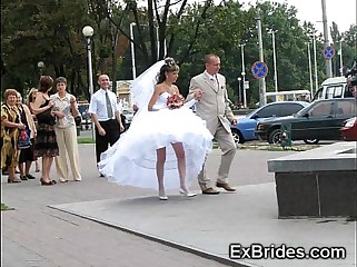 Luscious Real Brides!