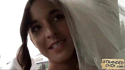 Bride fucks random guy after wedding called off Amirah Adara.1.2