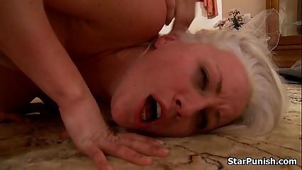 Blonde bride gets fucked hardcore on her wedding night-part-04