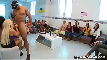 Biggest adoration for strippers