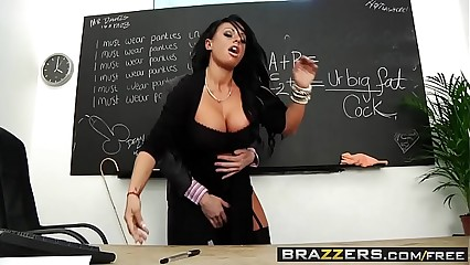 Brazzers Vault - _Kerry Louise, Danny D_ - How To Handle Your Students 101