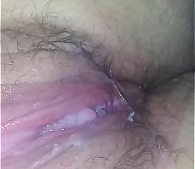 pussy cum