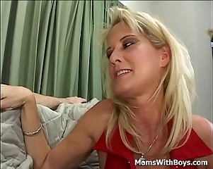 Mature Mom Sex Comfort For Kicked Out Boy - Full Movie