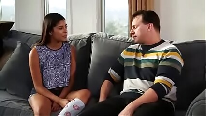 Indian Girl Fucks Her Daddy