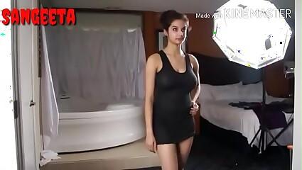 Indian babe sanaya hot photoshoot