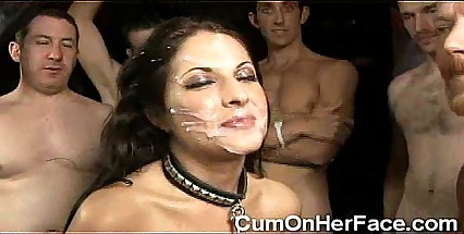 COHF Dominates Chelsie Rae All Cum