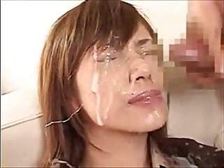 Amateur Asian Gets Multiple Cumshots