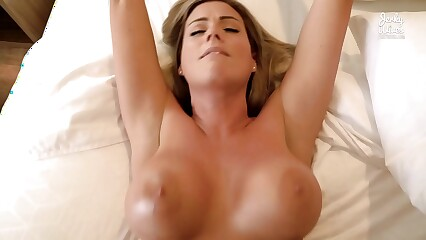 Coco Vandi in Step Mom with Big Tits Wants to Fuck Me First