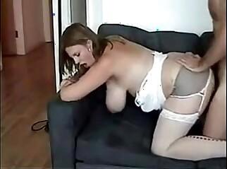 Busty mom fucked