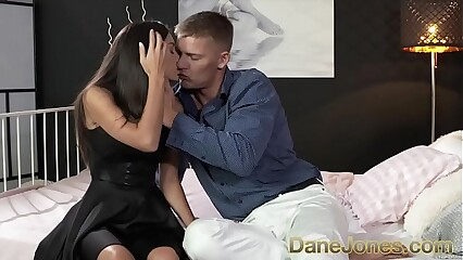 DaneJones Romantic sex with incredibly beautiful petite Ukranian