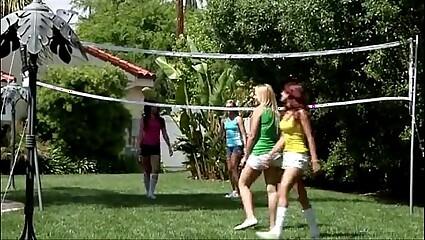 lesbian voleyball