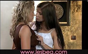 Lesbea Straight girls lesbian fantasy