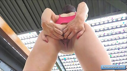 FTV Girls First Time Video Girls masturbating from www.FTVAmateur.com 05
