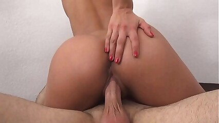 Christen Courtney, Hungarian Beauty TWERKS HER PERFECT BOOTY on Hard Cock, Mark Zane