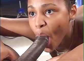 Black beast fucking a black beauty Vol. 3