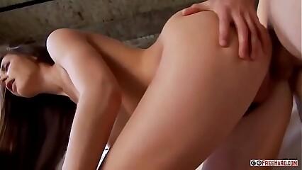 Hard and beautiful anal. Daryl Croft