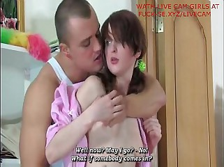 Innocent Russian Teen fucked by adult - camturbate.me