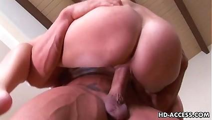 Busty Sara Stone likes getting fucked hard!