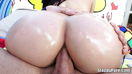 Mandy Muse amazing wet anal