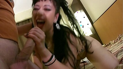 Amateur anal video with spanish assed girl