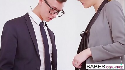 Babes - Office Obsession - (Belle Claire) - Im the Captain Now