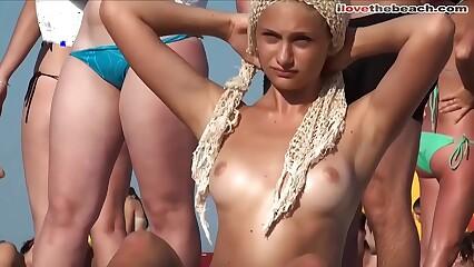 Beach spy 1