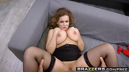 Brazzers - Big Tits at School - Sneaking Into The Teachers Lounge scene starring Natasha Nice and Se