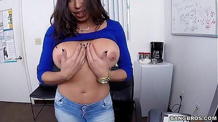Big Tit Latina Porn Audition
