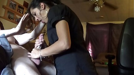 blowjob deep throating gagging lumbee queen by white feather.