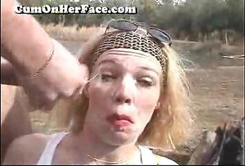 Jills Camping Trip All Cum
