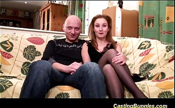 extreme french amateur casting