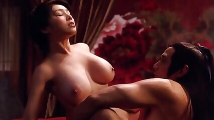 Chinese MILF Couple