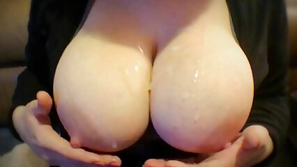Cum on natural tits compilation 2020